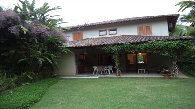 Ref.: 17563 - Casa Condomínio Fechado Em Sao Sebastiao, No Bairro Baleia - 5 Dormitórios
