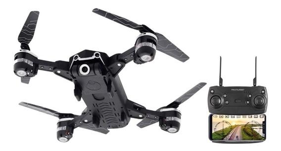 Drone Câmera Hd 5mp Wifi Celular Controle Remoto Peso Mavic