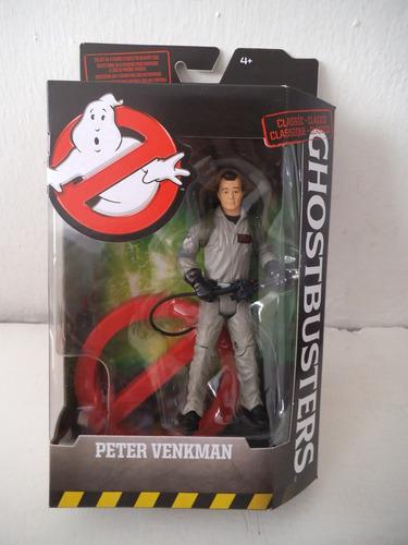 Imagen 1 de 2 de Peter Venkman Cazafantasmas Ghostbusters Mattel