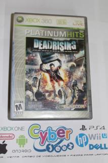 Deadrising Para Xbox 360 Juego Barato