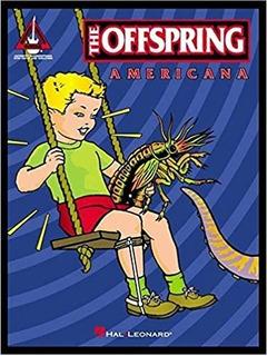 The Offspring - Americana Libro De Partituras Para Guitarra