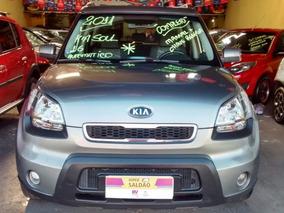 Kia Motors Soul 1.6 Ex Completa Automática - Ótimo Estado 11