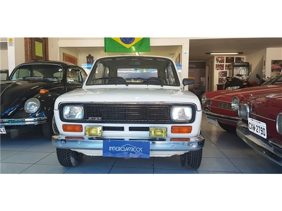 Fiat 147 1.3 L 8v Gasolina 2p Manual