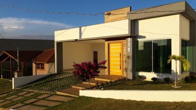 Casa Em Condomínio Com 4 Quartos Para Comprar No Cond. Gran Park Em Vespasiano/mg - 11533
