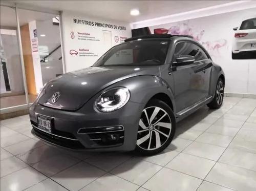 Imagen 1 de 15 de Volkswagen Beetle 2018 2.5 Sportline Tiptronic At