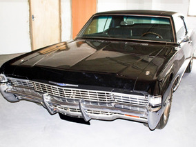 1968 Chevrolet Caprice Master Big Blog 396