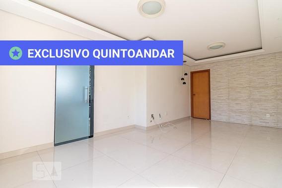 Apartamento No 2º Andar Com 3 Dormitórios E 2 Garagens - Id: 892948279 - 248279