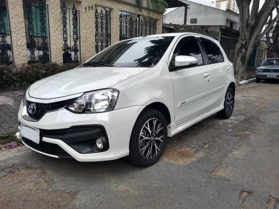 Toyota Etios 2018 1.5 Platinum Flex Automático Oportunide