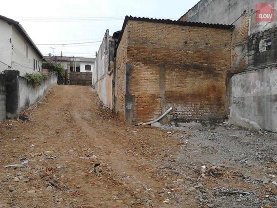 Terreno À Venda, 450 M² Por R$ 500.000,00 - Santo Amaro - São Paulo/sp - Te0093