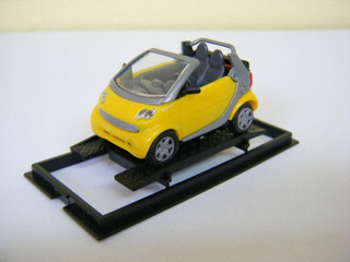 Mercedes-benz Smart Four-two Conversível Busch Ho 1:87