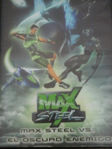 Max Stell Pelicula Max Steel El Obscuro Enemigo
