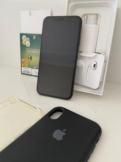 iPhone Xr 64gb Seminovo Impecável Garantia Até Agosto