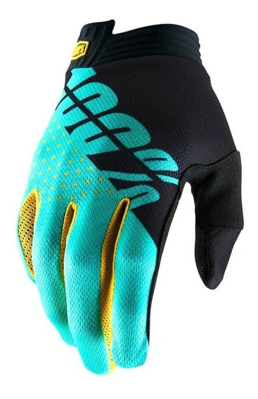 Guantes 100% Ride100percent Itrack 2019 - Epic Bikes