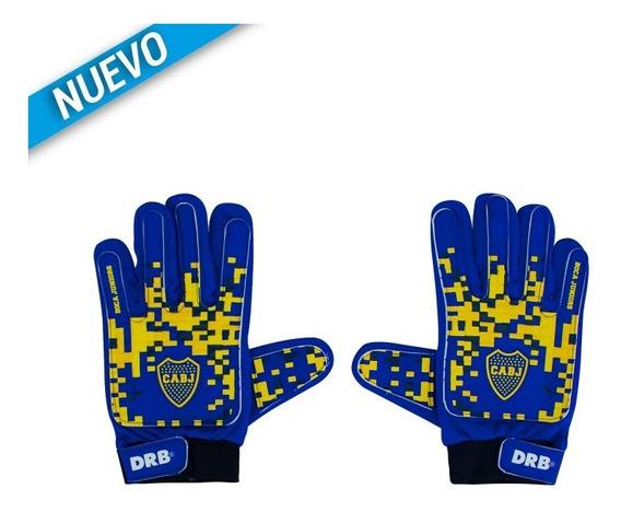 Guante Arquero Boca Juniors Drb 2 00 Niño Dribbling