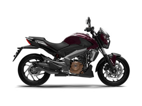 Bajaj Dominar 400 - Inyeccion - Abs Bordeaux