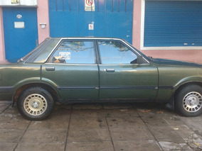 Ford Taunus Ghia 2.3 Titular Año 83