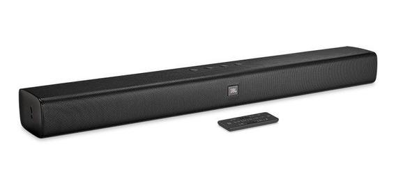 Caixa De Som Jbl Bar Studio 2.0 Soundbar Bluetooth Wireless