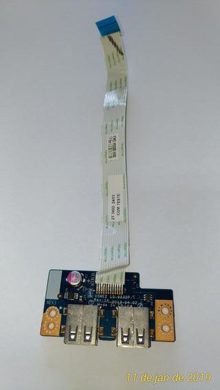 Placa Usb Acer E1 510 532 572 Ls-9532p