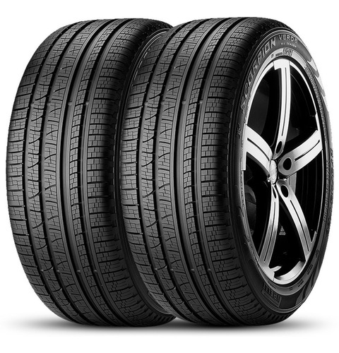 Pneu Pirelli Scorpion Verde All Season Xl 255/60 R18 112h - 2 Unidades