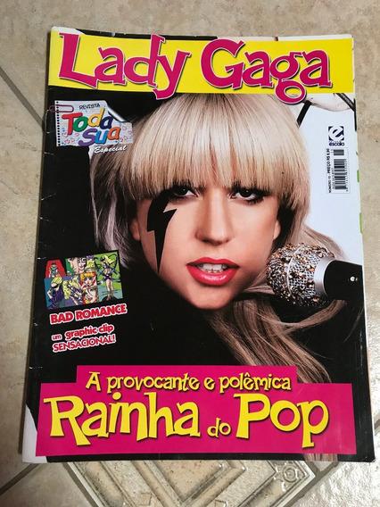 Revista Toda Sua Especial Lady Gaga Rainha Do Pop 15