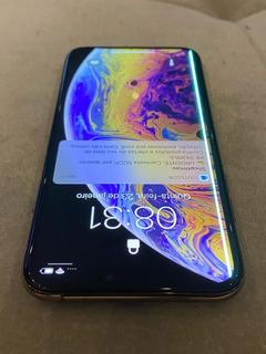 iPhone Xs 256gb Dourado
