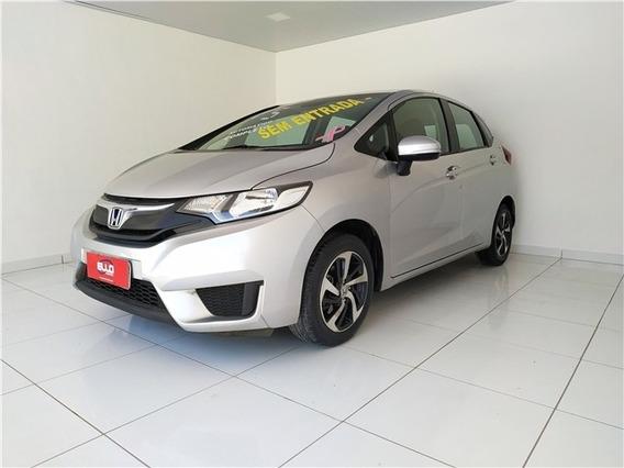 Honda Fit 1.5 Lx 16v Flex 4p Automático