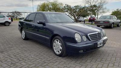 Mercedes E270 Cdi Diesel Manual 2000 120.000km 5 Cilindros