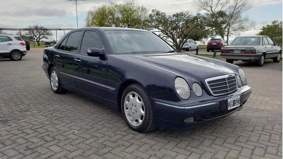 Mercedes-benz Clase E E270 Elegance Año 2000 Muy Buen Estado