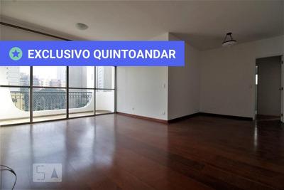 Apartamento No 10º Andar Com 3 Dormitórios E 2 Garagens - Id: 892918404 - 218404