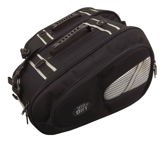 Alforje Alforge Lateral Side Bag Bau Lateral Case 46 Litros