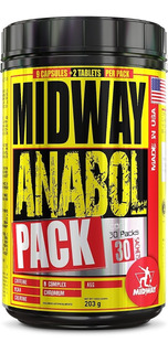 Suplemento Anabolpack C/30 Packs