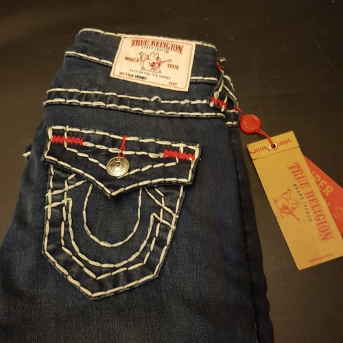 Pantalon Dama True Religion Original Mercado Libre
