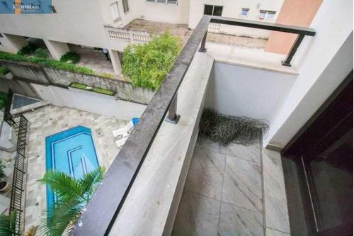 Imagem 1 de 13 de Apartamento Higienópolis - Pc99366