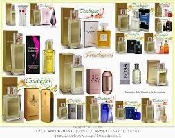 Perfumes Hinode Diversos Masculinos E Femininos