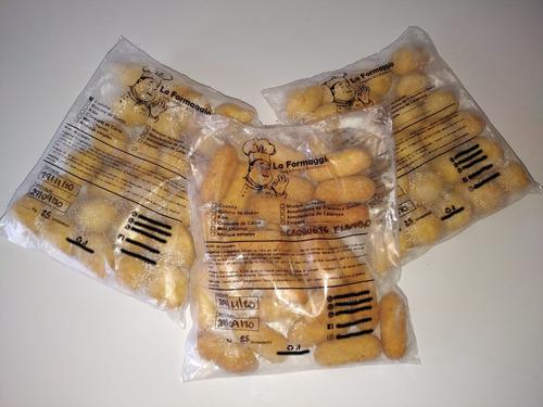Embalagem Personalizada Para Salgados Congelados 20x30