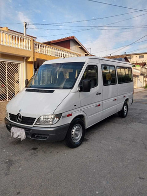 Mercedes Benz Sprinter 313 Passageiro Com Ar Condicionado