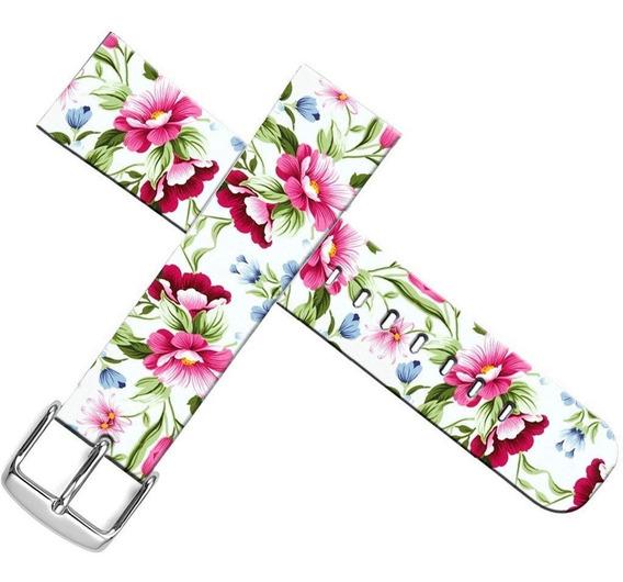 Banda Para Iwatch Correa 38mm Romántico Flor Diseño - Endi