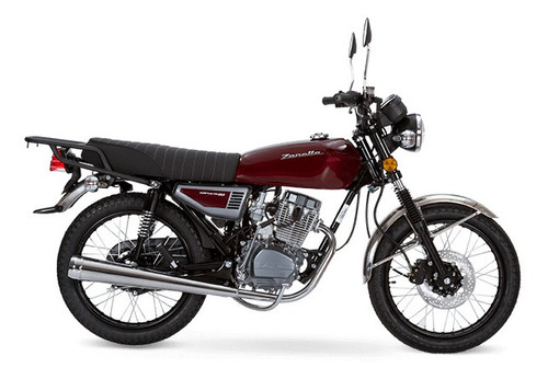 Imagen 1 de 3 de Moto Sapucai 125 Vintage