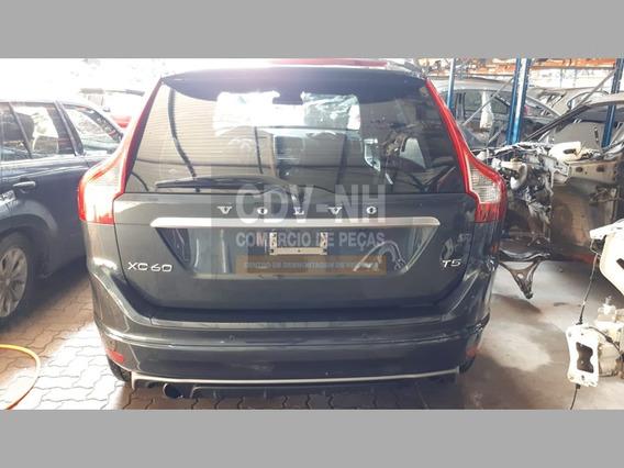 Sucata Volvo Xc60 T5 2014 2.0 240cv Gasolina