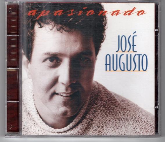 Cd Jose Augusto - Apasionado - Com Xuxa - Frete Grátis