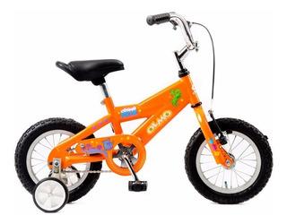 Bicicleta Olmo Cosmo Pets Rodado 12 Niños Varon Niño Gm
