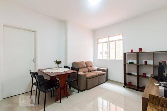 Apartamento No 2º Andar Mobiliado Com 1 Dormitório - Id: 892954807 - 254807
