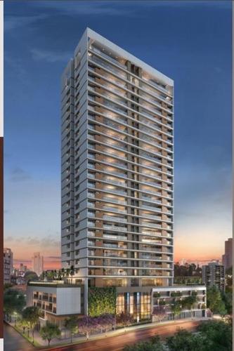 Imagem 1 de 14 de Apartamentos De 157m², 3 E 4 Dorms,2 Ou 3 Suítes E 2 Vagas.