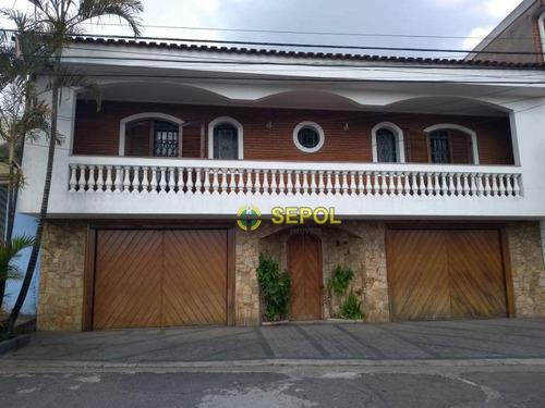 Sobrado Com 3 Dormitórios À Venda, 430 M² Por R$ 690.990,00 - Jardim Iva - São Paulo/sp - So0380