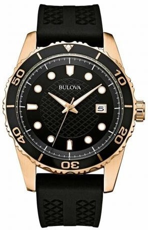 Relógio Bulova Masculino Esportivo Wb31872p