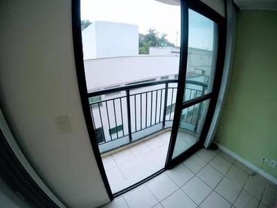 Apartamento Com 2 Dormitórios À Venda, 60 M² Por R$ 375.000 - Vital Brasil - Niterói/rj - Ap0499
