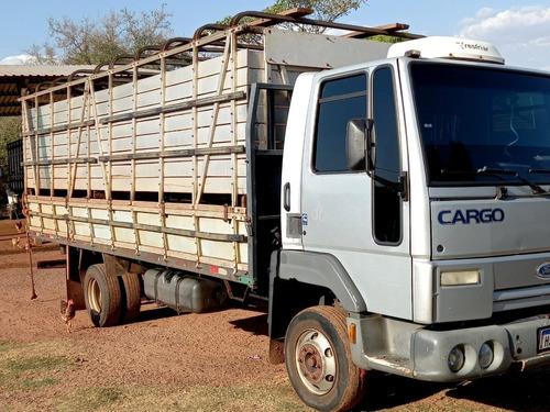 Imagem 1 de 8 de Ford Cargo 3/4