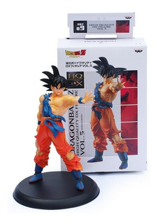 Action Figure Dragon Ball Son Goku Hq Dx Vol. 5 High