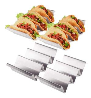 Soporte Para Tacos Cuatro Unidades Mk Kitchen