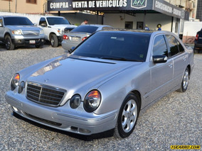 Mercedes Benz Clase E 240 - Automatico